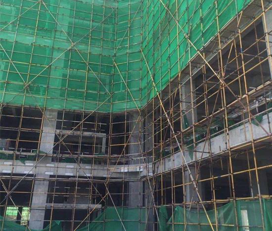 重庆外墙装饰架安装