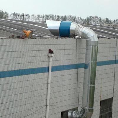 白铁通风管道安装