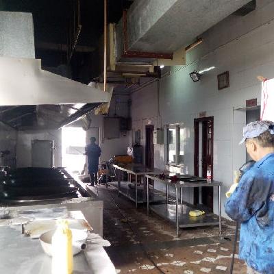 厨房油烟管道加工