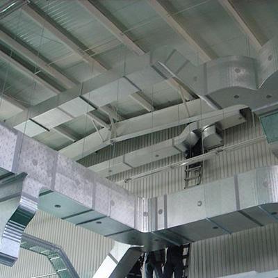 通风管道以环境而定提高其稳定性和可用性