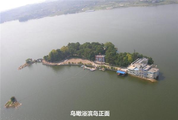 长寿湖拓展训练基地