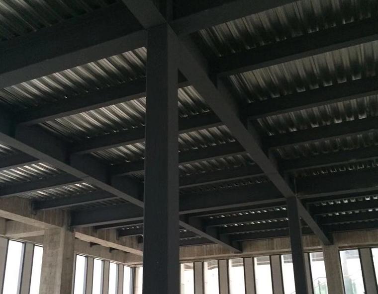 钢结构现浇楼板