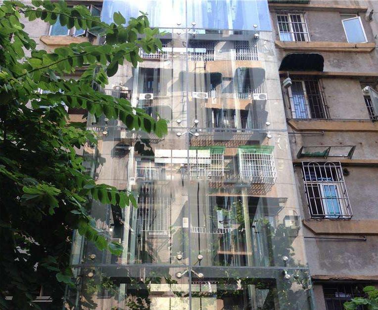 钢结构电梯制作