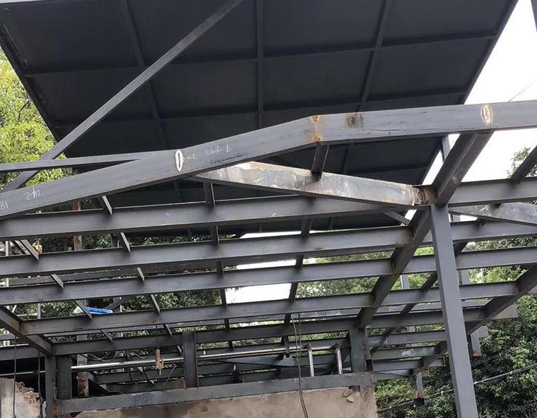 厂房钢结构施工
