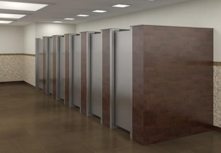 卫生间隔断材料种类有哪些