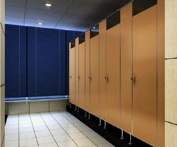 蜂窝型卫生间隔断的优点