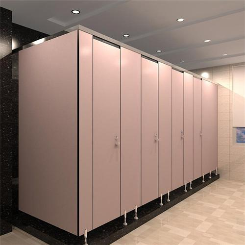 卫生间隔断配件材料追求高生活品质