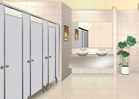 卫生间隔断配件的行业起步阶段情况