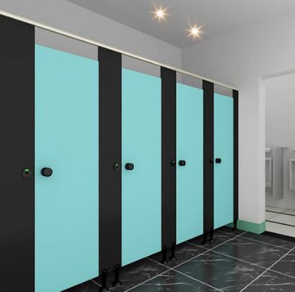 卫生间隔断板材的颜色搭配技巧