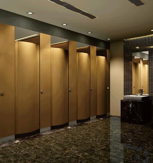 怎样通过材质来看卫生间隔断好坏