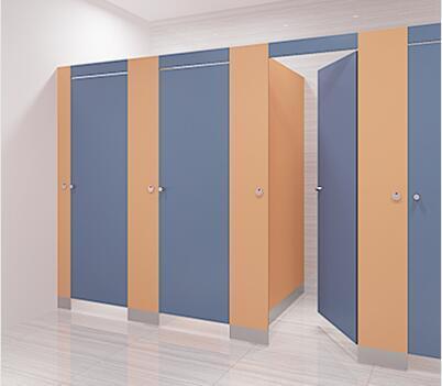 公共卫生间隔断拼板是什么