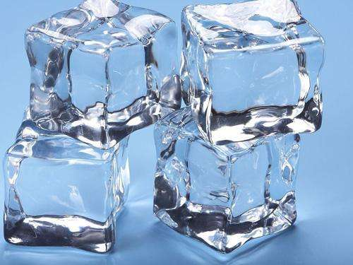 不同冰块融化时间有不同的奥秘
