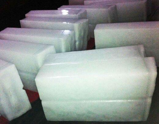 工业大冰块的切割方法