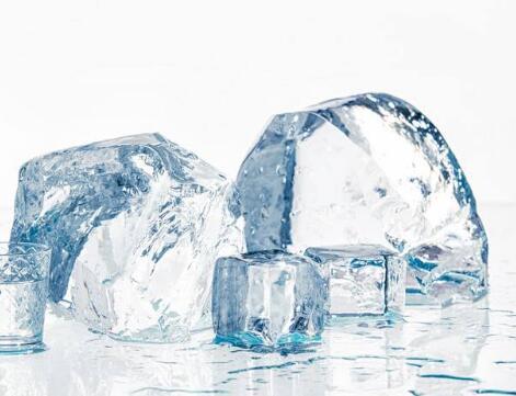 降温冰块成为食品运输不可缺少的一种产品