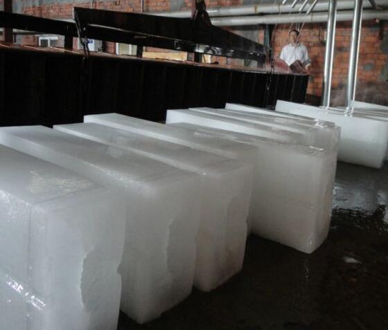 夏天来到安全用冰不可忽视