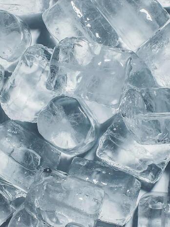 饮料中冰块形状不同作用也不同