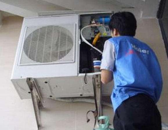 细说空调维修怎样避免氟浪费
