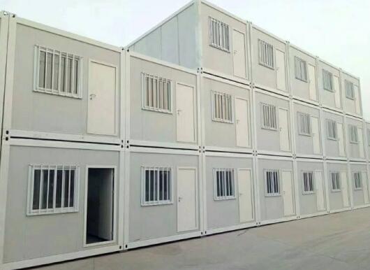 集装箱房可分为哪些类型?