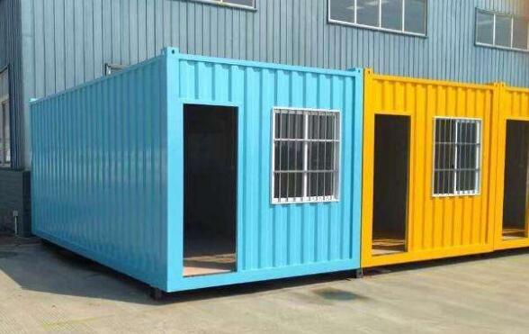 搭建集装箱房需要多久?