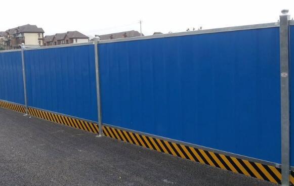 在建设工地围挡的时需要注意的问题
