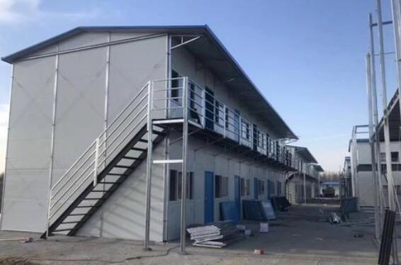 集装箱活动房地基怎么建造?