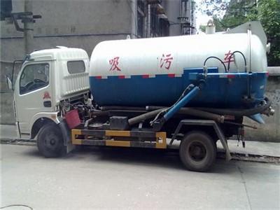 重慶專車吸污
