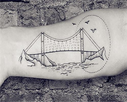 水画图纹身