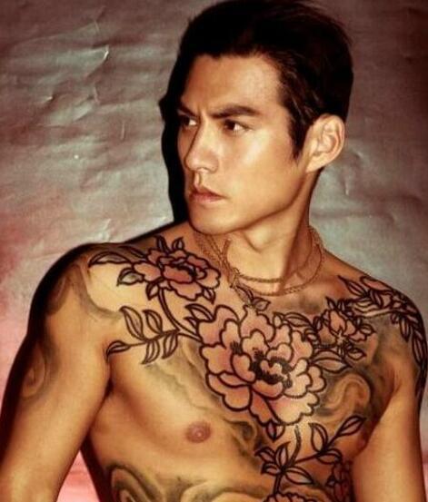 燕青纹身是怎样的