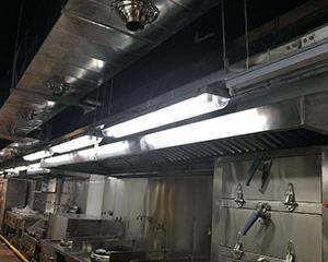 厨房油烟管道