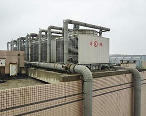 中央空调排风管道安装工程