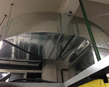 油烟管道安装工程