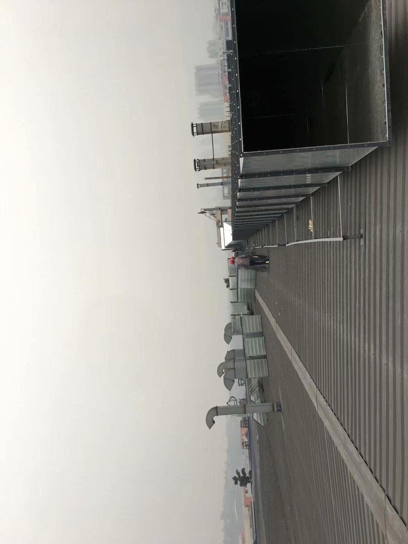 重庆万州长安跨越公司废气处理工程