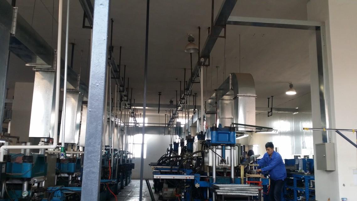 重庆丰海废气处理工程