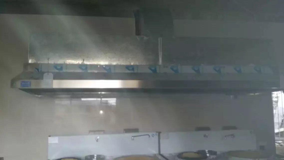 重庆油烟管道安装工程