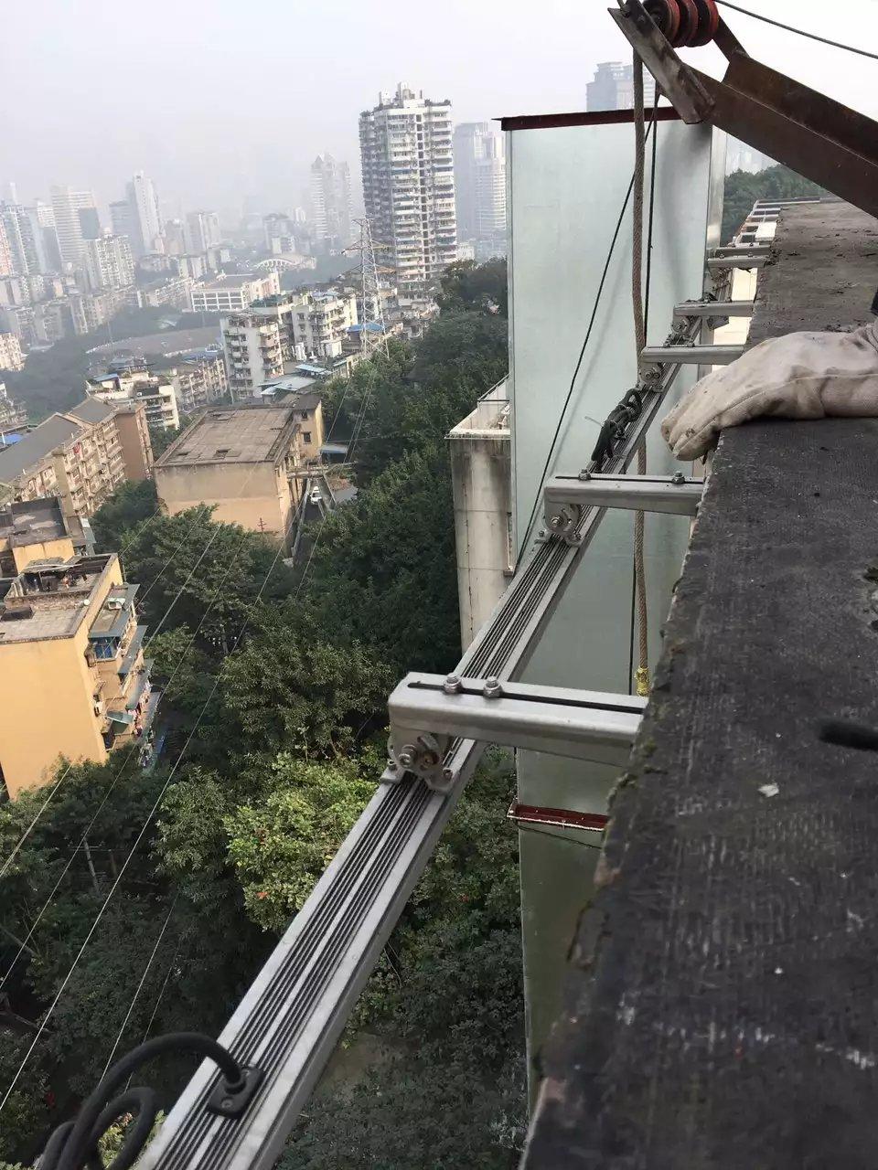 重庆鹅岭二厂文创园主烟道工程