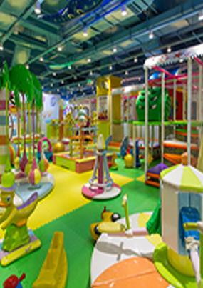 游乐园游乐设备案例展示