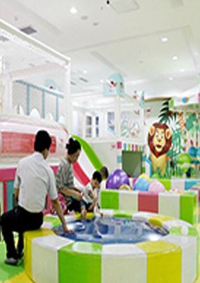 重庆儿童游乐设施定制案例