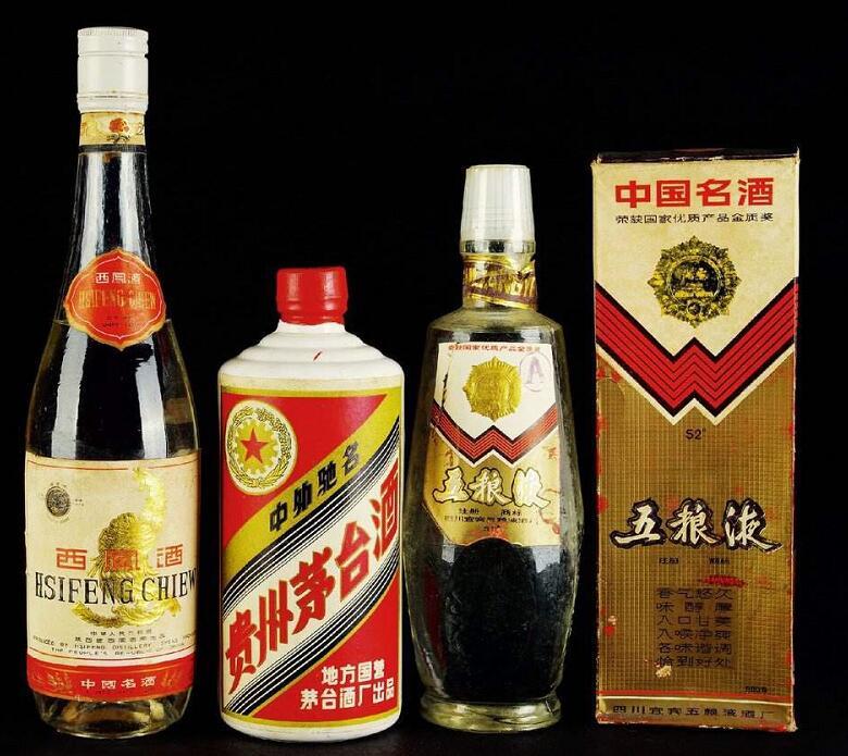重庆石桥铺老酒回收