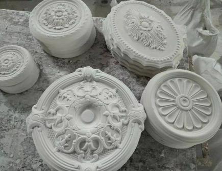 GRG石膏制品