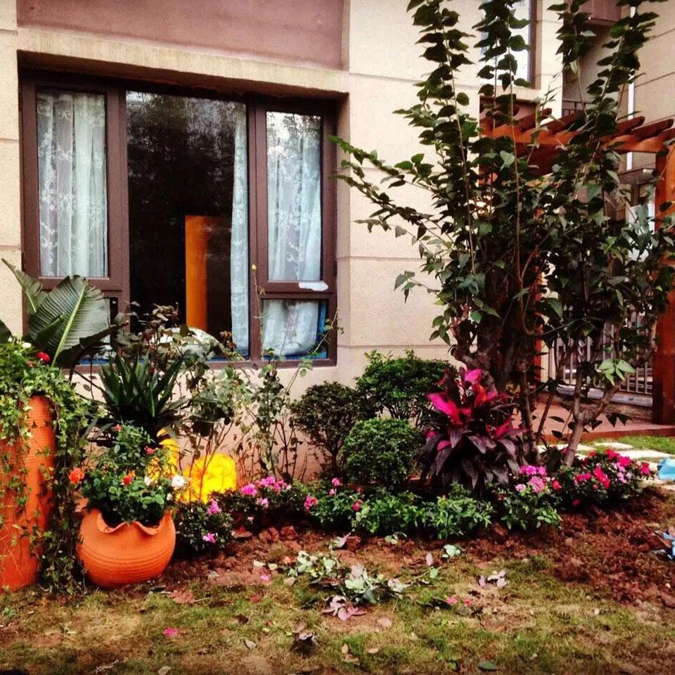 重庆庭院花园设计
