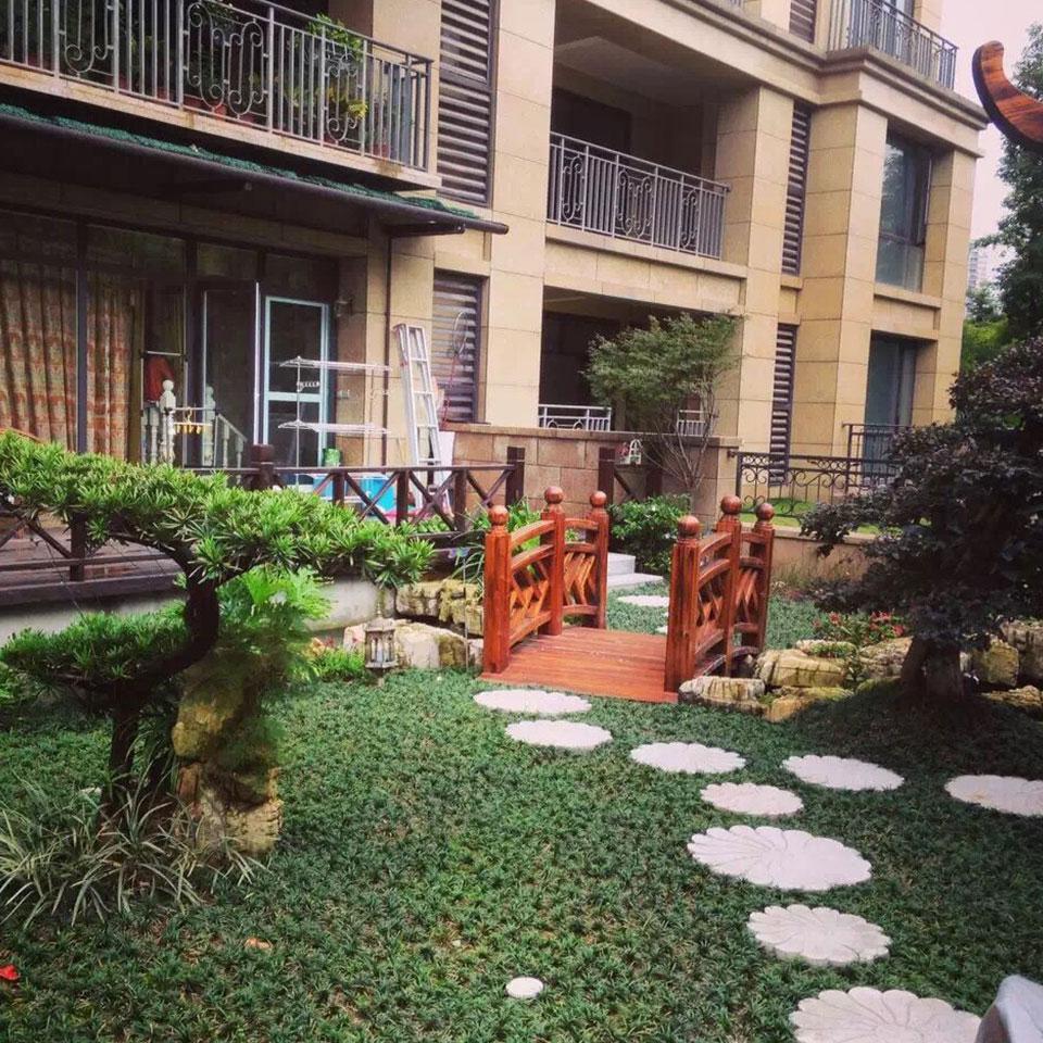 重庆别墅花园设计