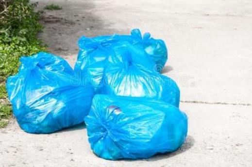 你扔掉的塑料袋都是怎么处理的