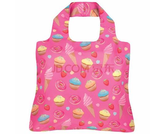 环保购物袋也要讲时尚哦