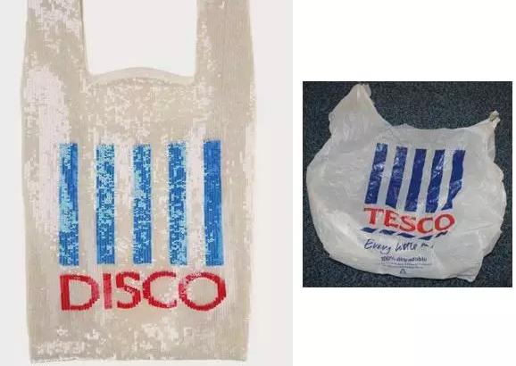 5毛钱超市购物袋,让你时髦到飞起