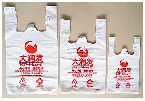 超市卖塑料袋可年赚千万