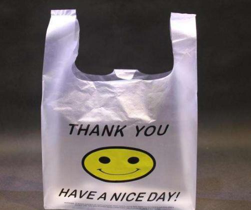 塑料背心袋购买时如何辨别他的质量
