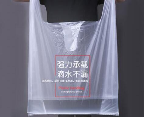 塑料袋承受力如此强的原因