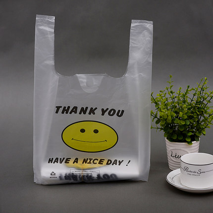 塑料袋定做印刷工作要考虑的东西