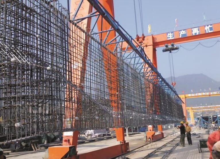 重庆桥梁挂篮结构的设计和检算