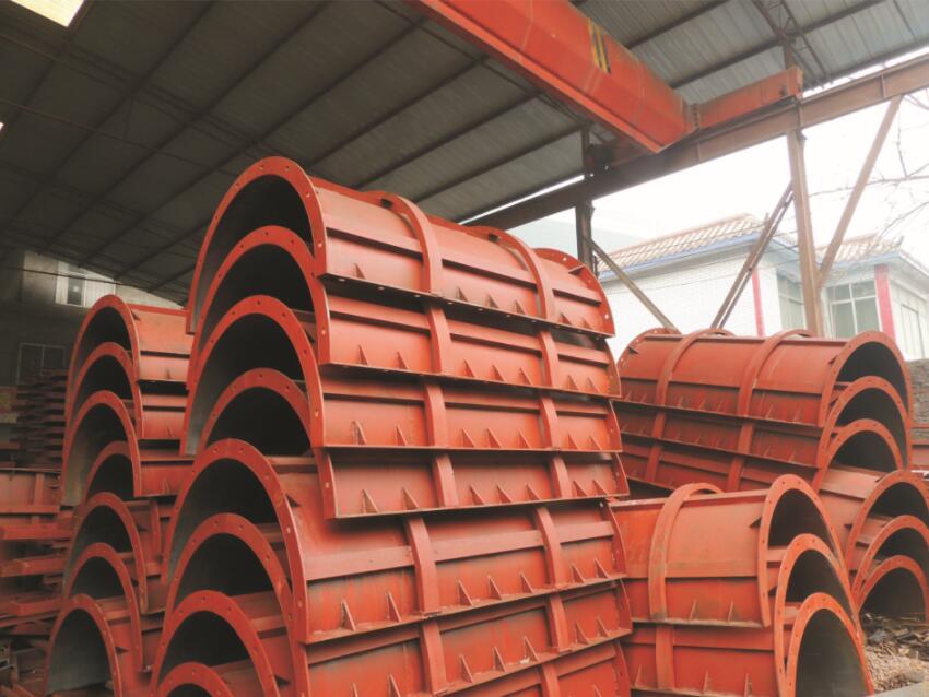 重庆挂篮出租安装组合钢模板应遵守的规定
